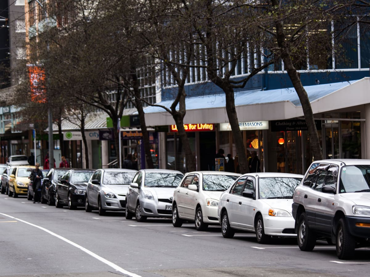 A-to-Z Parallel Parking Guide For Car Drivers