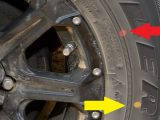 Red Dot On Tire: The Tiny Spot That Saves A Ton Of Money For You