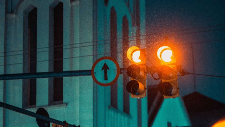 Traffic Light Sign You Must Follow If You Don't Want To Be Fined