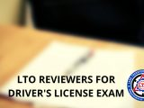 Lto Reviewer Exam With Detailed Answers